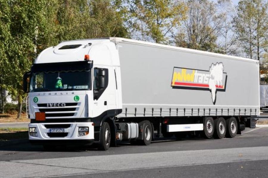 Full-Truck transports